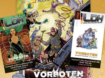 Superheldencomics aus Deutschland