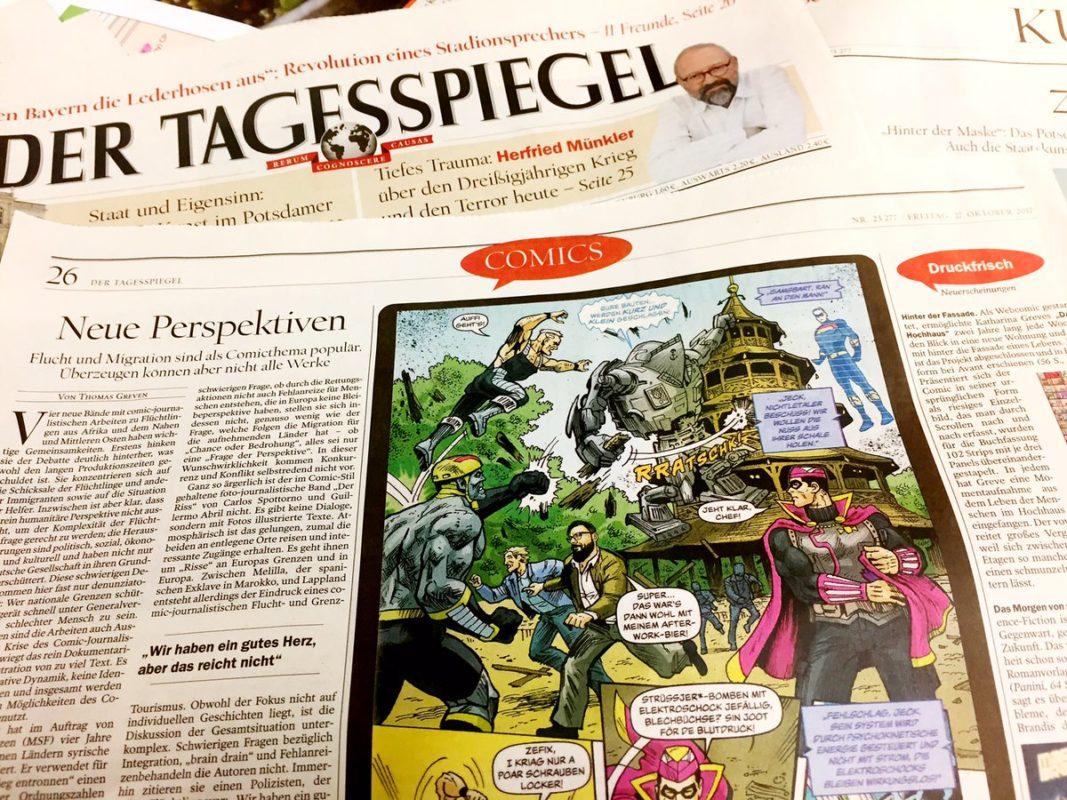 Tagesspiegel, 27.10.2017